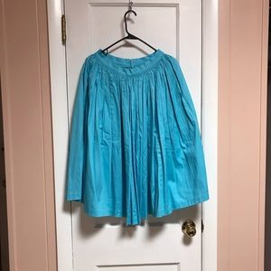 NWT Sky Blue Jenny Skirt by PUG